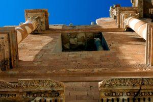 Subratha, Roman Ruins, Libya